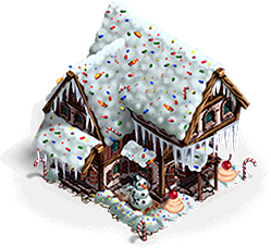 Gingerbread House Level 7